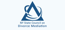 ny state council on divorce mediation logo