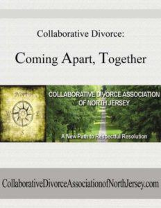 Collaborative Divorce: Coming Apart, Together eBook Cover